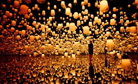 teamlab is set to open an immersive, digital museum