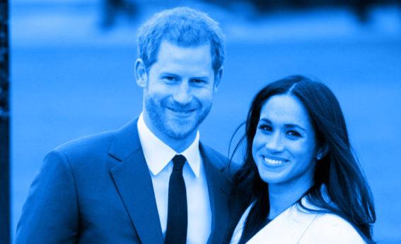 an artificial reason to tune into the royal wedding
