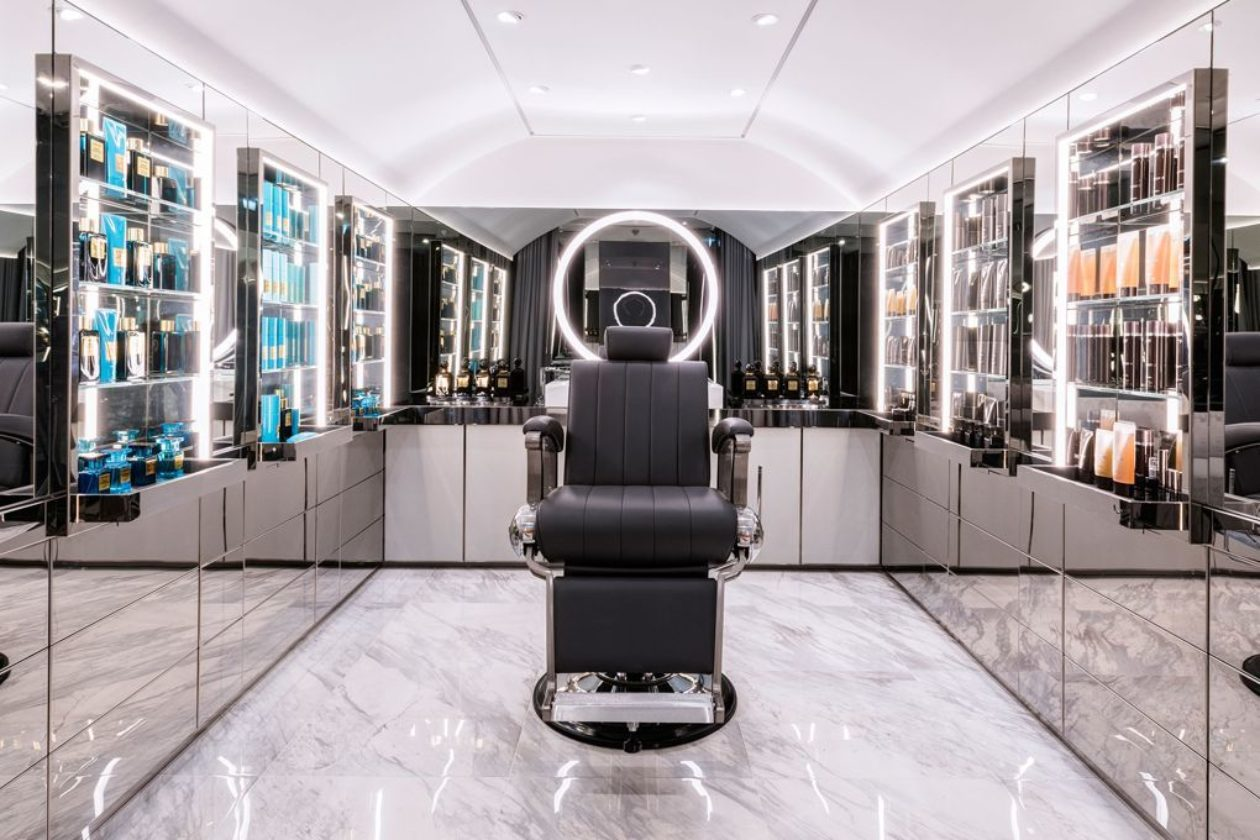 tom ford beauty store   london