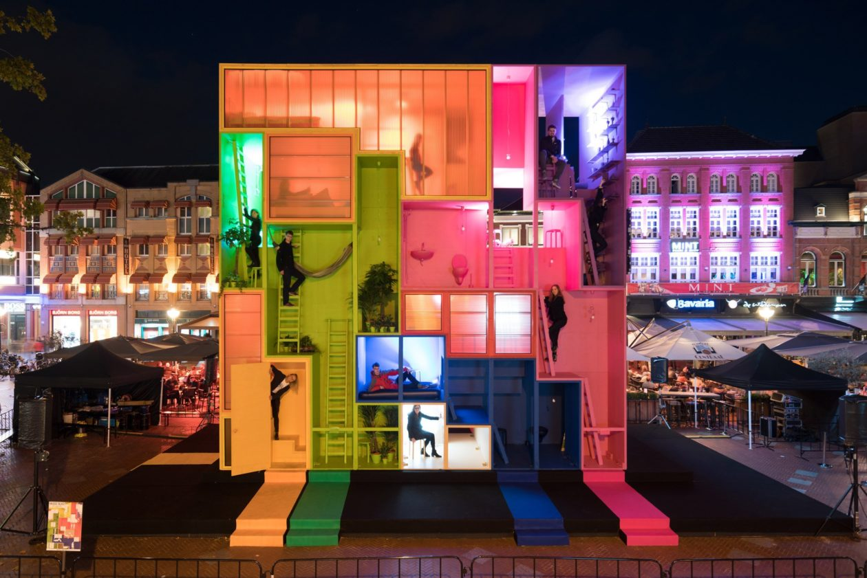 design flexibility - mvrvd's reconfigurable hotel