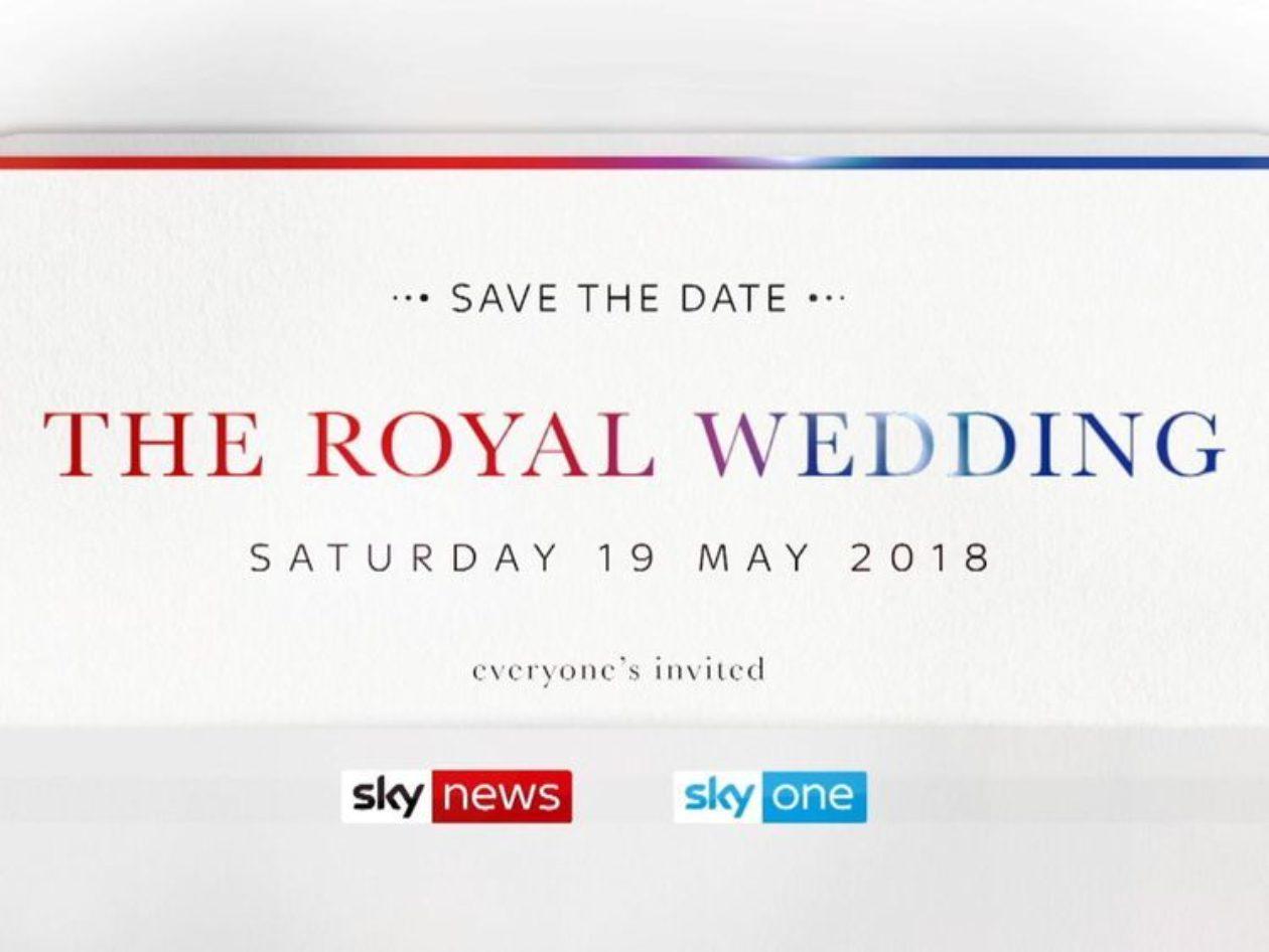 Skynews Royal Wedding Promo 4268601