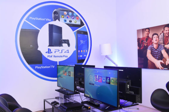 Play Station Vita Launch Event 100