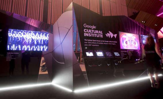 google / cultural institue